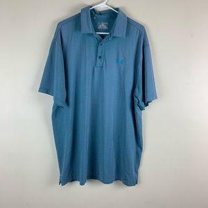 Under Armour Polo Shirt Loose Fit Heatgear